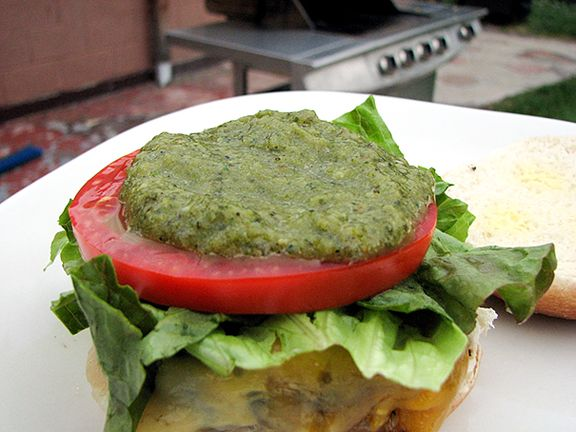 Green Chile Sauce | www.tasteandtellblog.com - Bobby Flay recipe