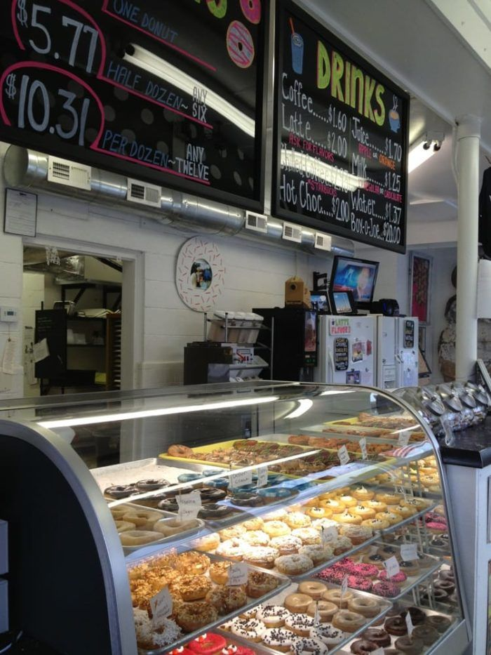 2. O'Doodle Doo's Donuts (Suffolk) SOUTHERN VIRGINIA DONUT TRAIL