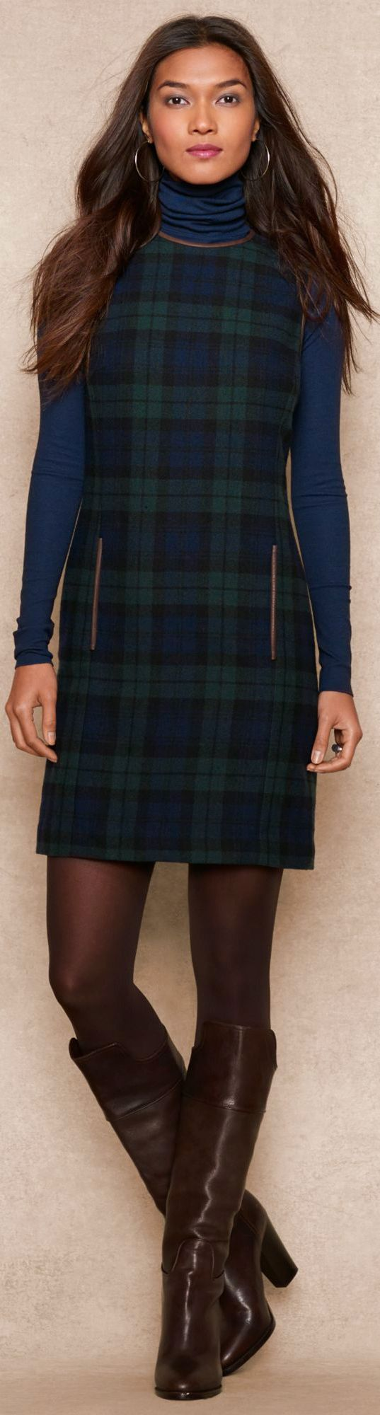 Ralph Lauren Blue Label ●  Fall 2013 | The House of Beccaria #