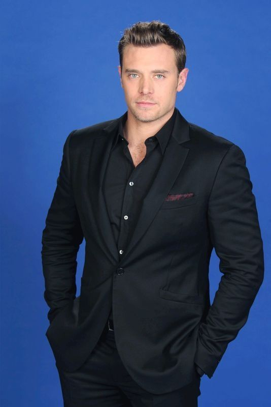 The Young and the Restless Photos: Billy Miller on CBS.com