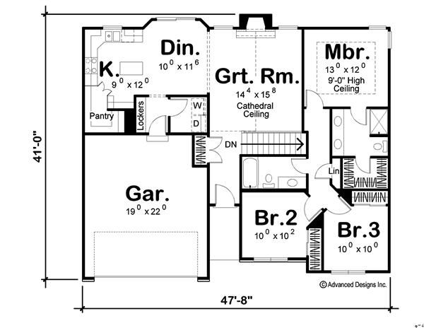 221 best house plans images on pinterest house floor for 221 armstrong floor plans