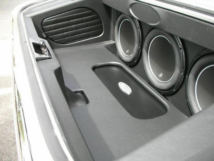68 camaro trunk jl audio car audio custom installs pinterest trunks and audio. Black Bedroom Furniture Sets. Home Design Ideas