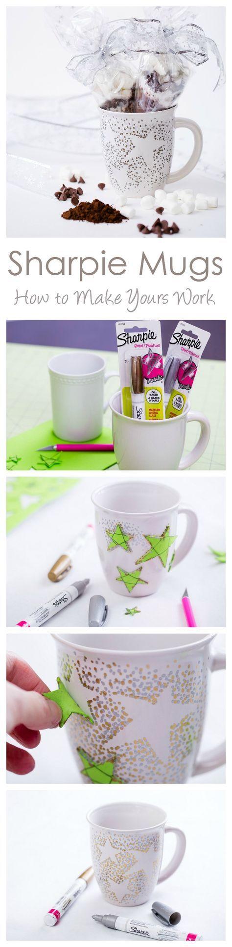 17 Best Ideas About Sharpie Mugs On Pinterest Diy Mug