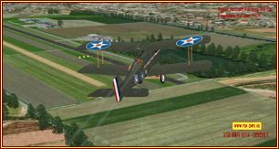 SE5A Royal Aircraft Factory Doppeldeckerals FSX Freeware von ALPHASIM