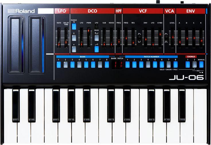 Roland Boutique JU-06 Module - Music mart