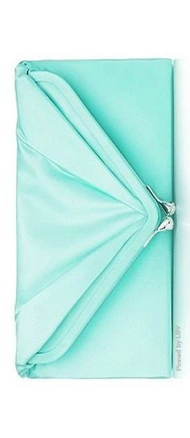 ~Tiffany & Co. Clutch | The House of Beccaria