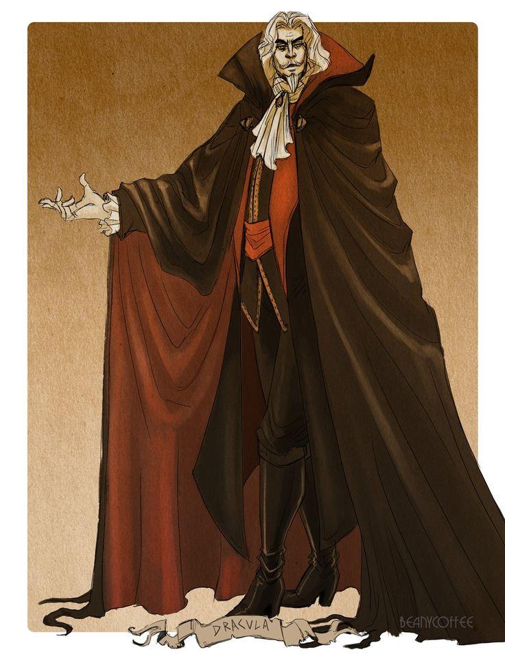 Dracula, Castlevania style