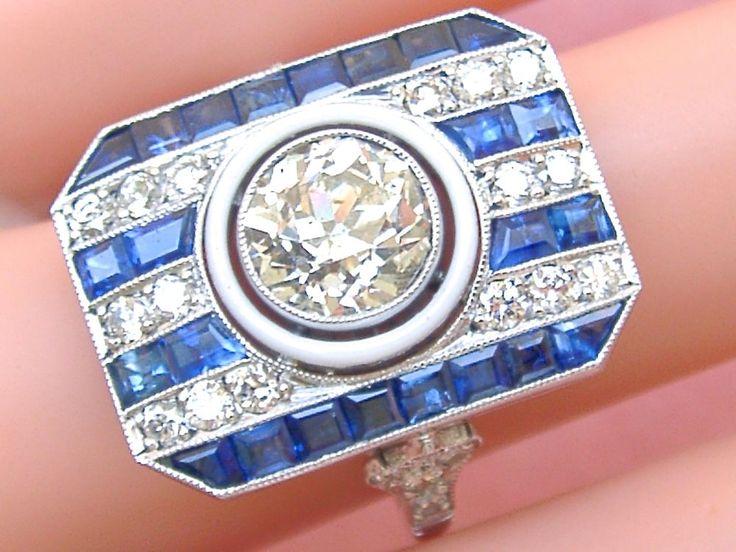 147 best antique deco jewelry images on deco