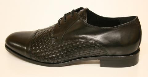 Mercanti Shoe Metisse Black 6558