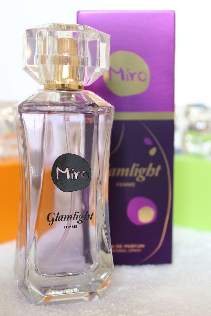 Miro Parfum – Tolle Düfte für kleines Geld - Miro Glamlight
