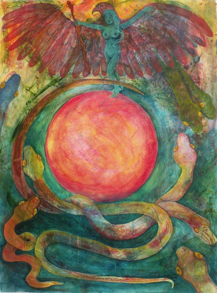 DNA ,the Goddess creation