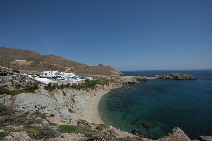 Aghios Sostis, Mykonos island.