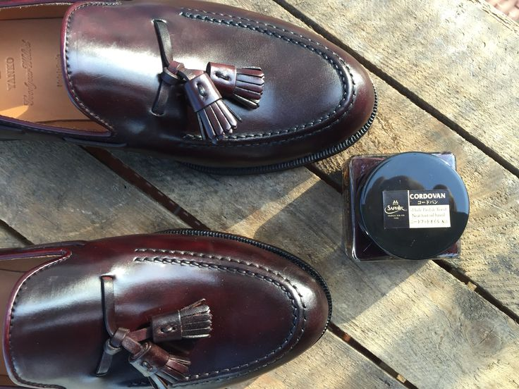 Cordovan MTO Loafers - http://patine.shoes