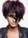 Purple Hair Highlights Idea