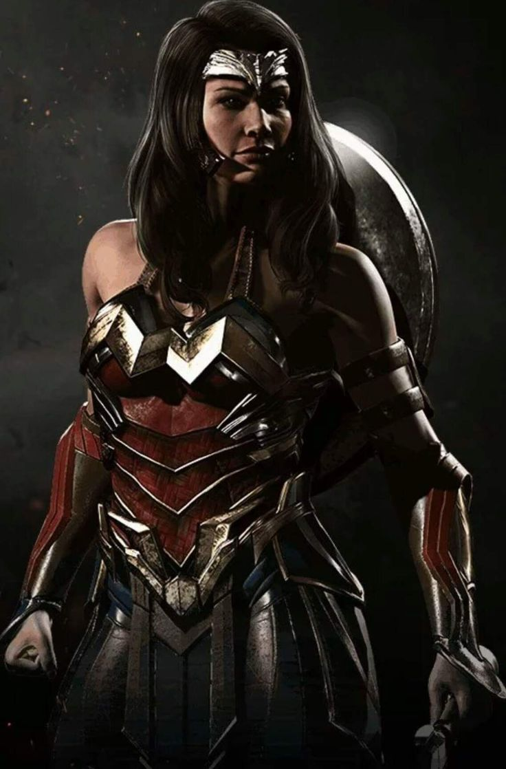 Injustice 2 Wonder Woman