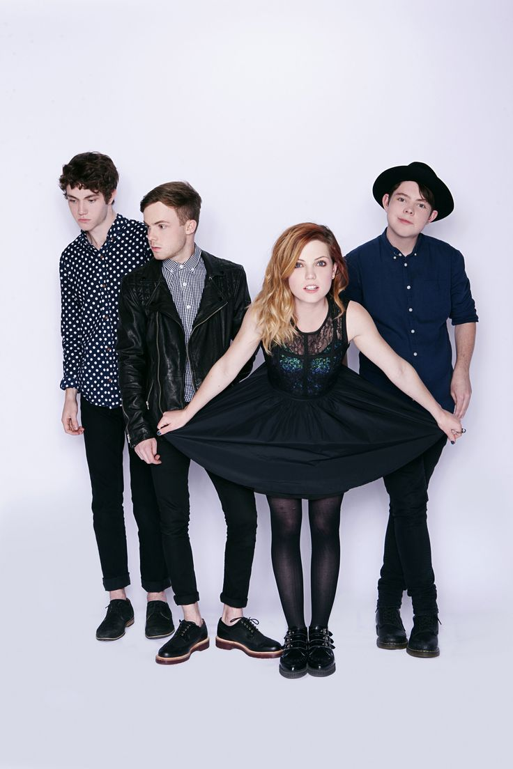 Echosmith like can we just talk about how cute they all are