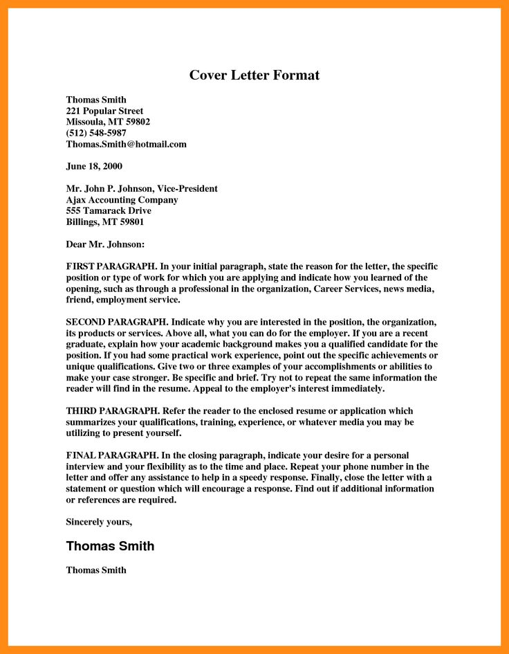 The 25+ best A formal letter ideas on Pinterest Formal letter - formal letters