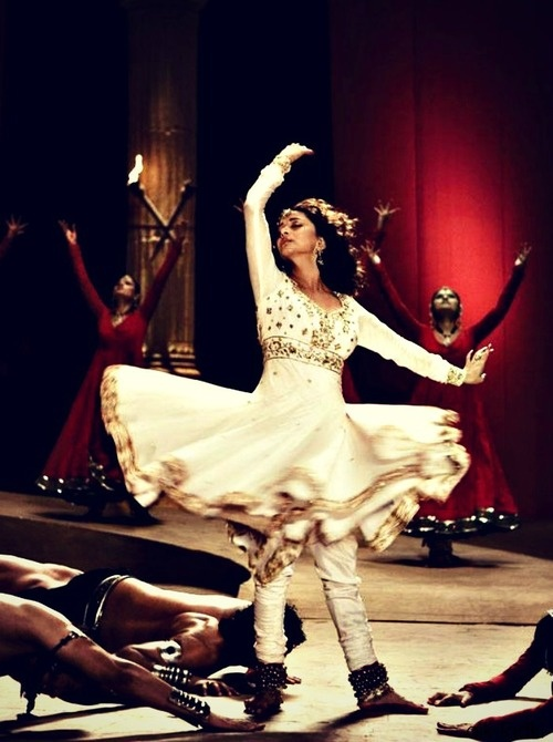 Spectacular dancer and an amazing women, Madhuri Dixit.