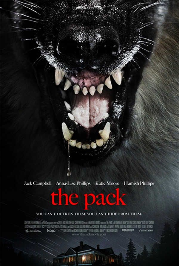 Check out trailer, stills and information for upcoming horror movie The Pack…