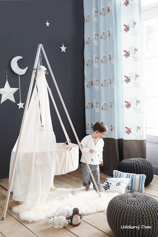 Camengo Abracadabra tapety ścienne i tkaniny dla dzieci