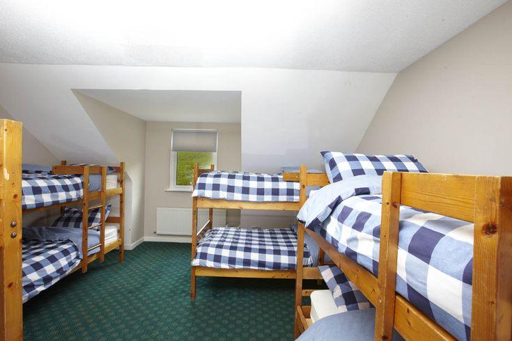 Doolin Hostel's Dormitory Room with Shared Bathroom