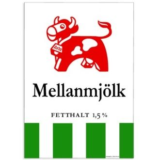 medium fat milk
