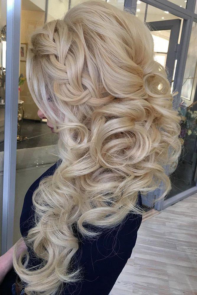 Wedding Hairstyles 2020 2021 Fantastic Hair Ideas Curly Hair Styles Naturally Hair Styles Bride Hairstyles