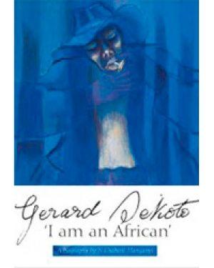 """Chabani Manganyi – Gerard Sekoto """"I am an African"""" Author: N. Chabani Manganyi Publisher: WITS University Press Date: 2004 ISBN-13:9781868144006"""