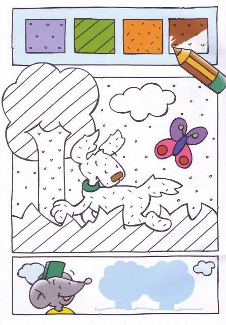 (2014-09) 4 farver, hund