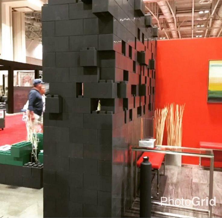 #building #blocks #modular #design #create #everblock #everblocksystems  #DIY · Wall PartitionBuilding ...