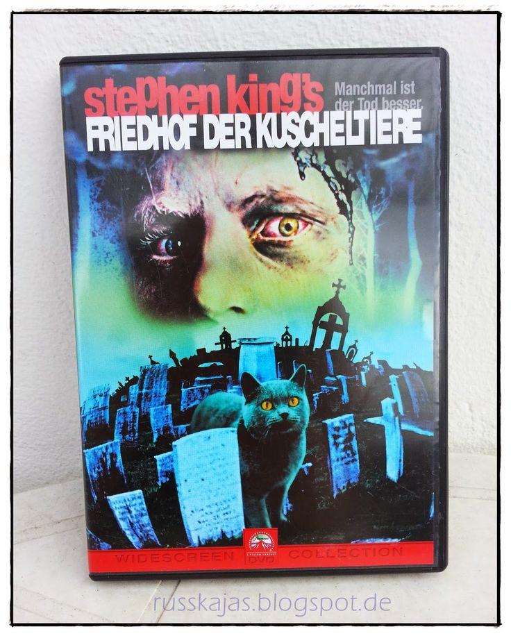 Russkajas Beautyblog: Film Freitag - Stepehn Kings Friedhof der Kuschelt...