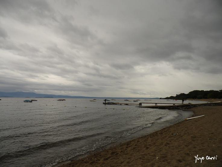 Lago Ranco desde Coique, Chile.