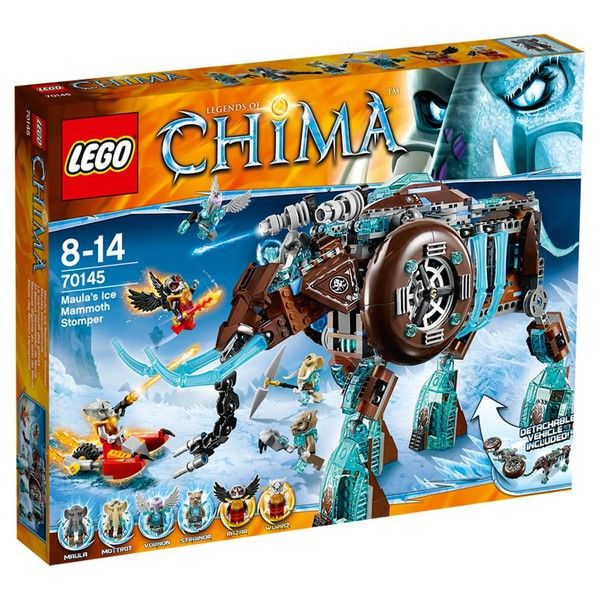 Lego Chima #legende #chima #lego #LeGuide.com