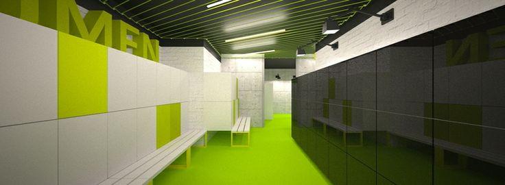 Szatnie | Changing rooms