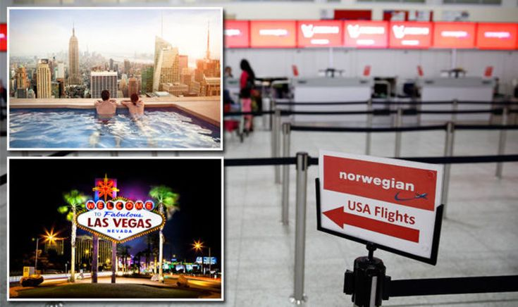 Norwegian CHEAP flights: USA flights from £134 in airline's Easter sale using THIS code