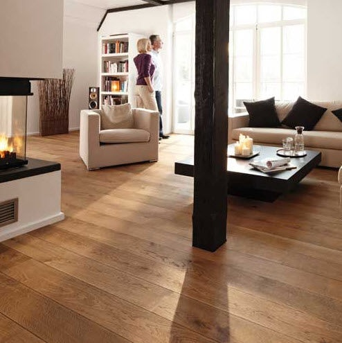 oak solid wood flooring STONEWASHED COLLECTION : ALAMO BOEN PARKETT