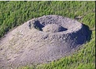Alien Spaceship Found In Tunguska Event Crater Claims Russian TV News    A sensational claim has been made that an alien spacecraft has been found in a crater that was created at the time of the Tunguska Event in 1908.     At a depth of 100 meters below in the Patomskiy crater is a huge cylindrical object with an ellipse shape. Object sizes are enormous -600 meters. He struck the limestone rocks of squeezing more than a million tons of stones - and lies at a depth of 100 meters from the…
