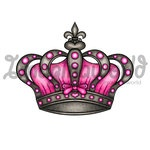 Queens Crown Tattoo...i found the crown that fits!!! i want