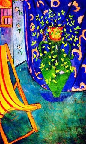 maltisse's studio: Artists, Studios, Corner, Color, Fine Art, Henri Matisse, Art Matisse, Oil Painting