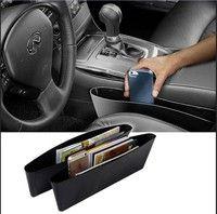 Wish | Car seat pocket catcher storage box automobile glove box High quality   Car seat pocket catcher storage box automobile glove box High quality (Size: One Size)