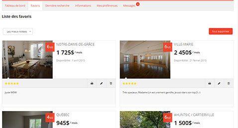 Appartement, logement à louer au Québec | Kangalou