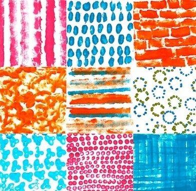 РИСОВАНИЕ ВАТНЫМИ ПАЛОЧКАМИ  В изобразительном искусстве существует стилистическое направление в живописи, которое называется «Пуантилизм» (от фр. point - точка). В его основе лежит манера письма раздельными мазками точечной или прямоугольной формы. Принцип данной техники прост: ребенок закрашивает картинку точками. Для этого необходимо обмакнуть ватную палочку в краску и нанести точки на рисунок, контур которого уже нарисован.  Материалы: 1.Ватные палочки 2.Краска 3.Бумага 4.Баночка для…