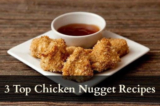 Grassfed Mama Top 3 Healthy Chicken Nuggets Recipes - Grassfed Mama