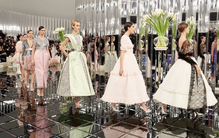 Paris Fashion Week - Chanel Spring 2017 Couture