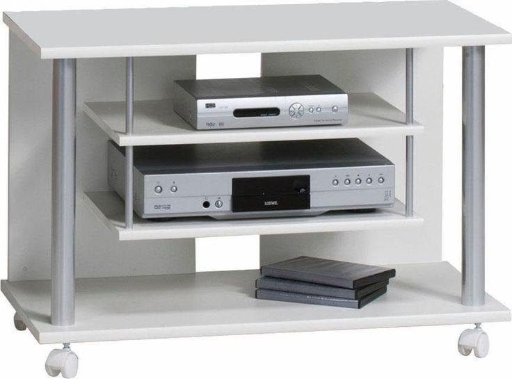 Vintage MAJA M bel TV Schrank wei TV Rack Jetzt bestellen unter https moebel ladendirekt de wohnzimmer tv hifi moebel tv racks uid udfa fa e