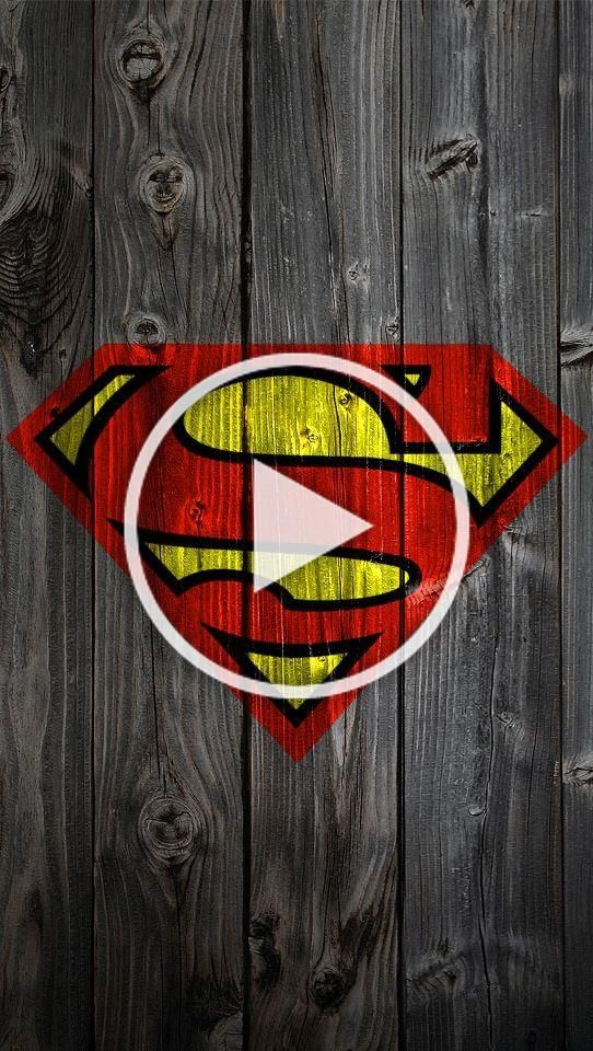 iPhone 5 Superman Wallpaper superhero en 2020
