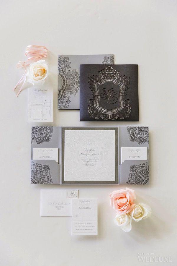 Luxury Wedding Stationary Toronto Wedding Decor Toronto Rachel A