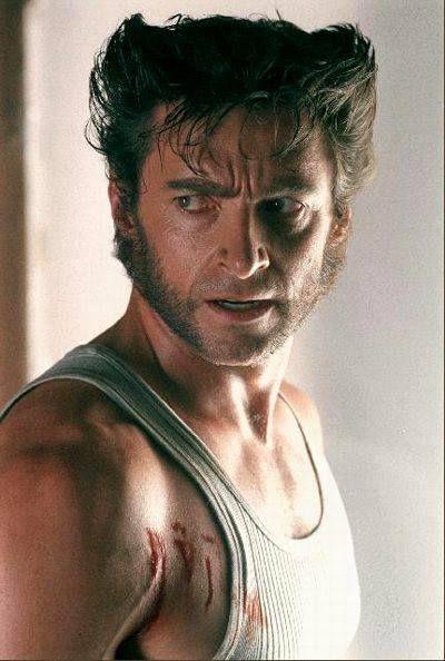 Wolverine/Logan in first X men movie