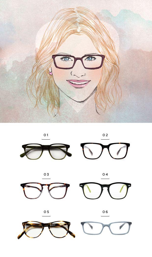 Awesome 8 Best Faceshape And Eyewear Images On Pinterest Oval Faces Short Hairstyles Gunalazisus
