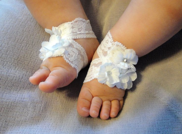 17 Best images about Baby voet versiering on Pinterest ...